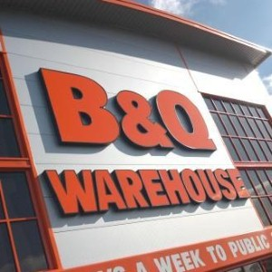DIY store does its bit for Help for Heroes