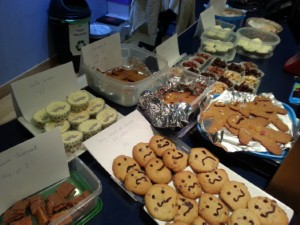 Sixth formers 'bake in aid of Help for Heroes'