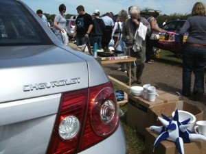 Car boot sale to be held in aid of Help for Heroes