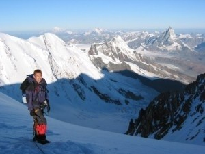 Mountain climber to scale Cho Oyu for Help for Heroes