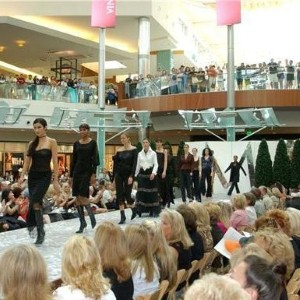 Former military personnel come together for fashion show
