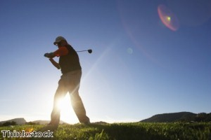 Soldiers to play 216 holes of golf for charity