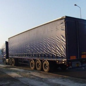 Lorry sheds load of pickled onions on North Yorkshire road