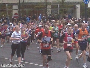 Man to run marathon distance on towpath for Help for Heroes