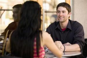 Never set dinner as first date plan
