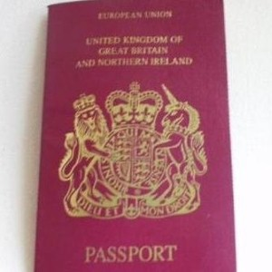 Girl, 9, makes it through airport check with unicorn passport