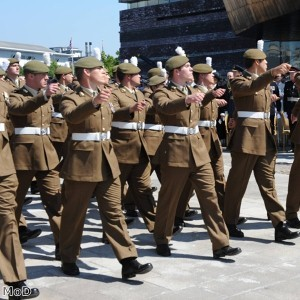 Armed Forces Day celebrated across the UK