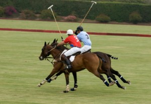 Charity polo match supports Help for Heroes