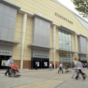 Debenhams unveils support for Help for Heroes