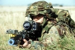 Royal Marine veteran honoured at Wandsworth Barracks
