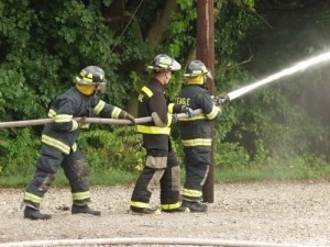 Firefighters to bake for Help for Heroes