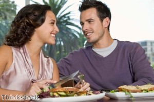 First date choices 'are very tricky'