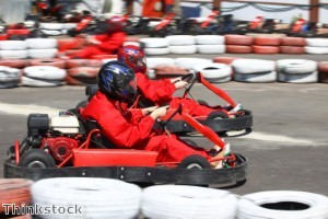 Go-karting day to raise money for Help for Heroes