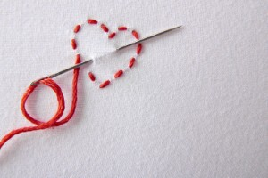 100 Hearts for 100 Years sewing project launched by SSAFA Wiltshire