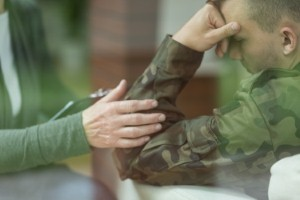 SSAFA telling young veterans they've 'Got Your Back'