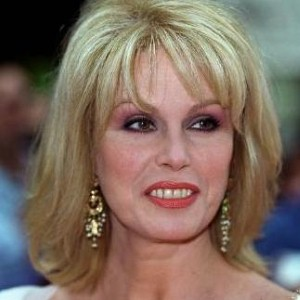 Joanna Lumley auctioning off Olympic tracksuit for charity