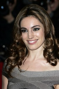 Kelly Brook looks blooming lovely at Lynx launch