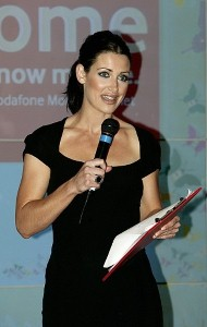 Kirsty Gallacher: I'm probably men's ideal partner