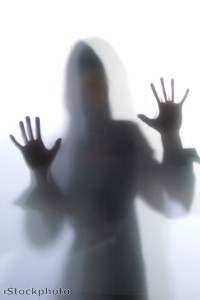 Man fined after pretending to be a ghost in a graveyard