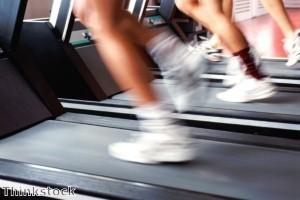 Man to burpee for entire half marathon
