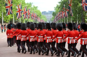 Military tattoo held to raise money for charity