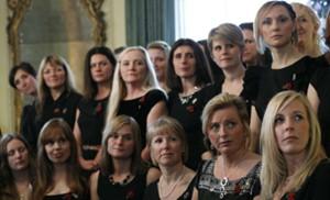 Military Wives Choir raises £500k