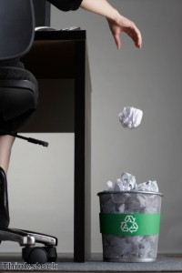 Motorised bin 'to make cleaning up easy'