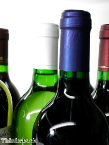 Nearly 7,000 bottles of wine ruined as shelf breaks
