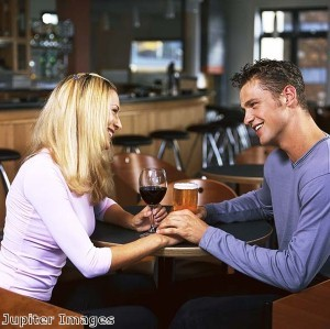 Never hide 'true personality' on dates