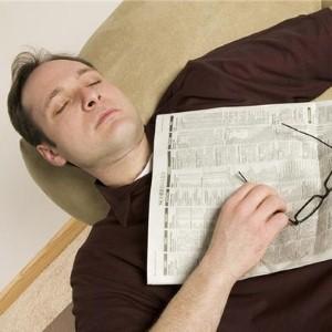 Newscaster falls asleep on live TV