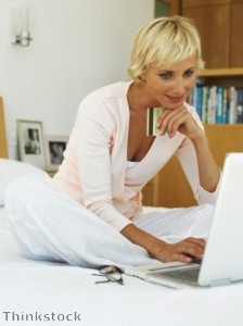 How can you spot a fake online dater?
