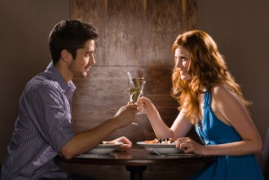 Step outside your comfort zone with online dating