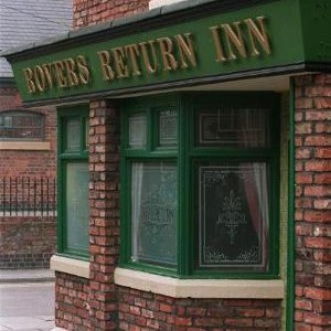 Online dating 'features in Coronation Street'