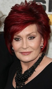 Sharon Osbourne doubts Martha Stewart's online dating intentions