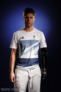 Paralympics British armed forces hero - Jon-Allan Butterworth
