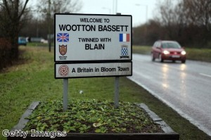 Preparations underway for Wootton Bassett commemoration