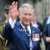 Prince Charles hosts reception for soldiers