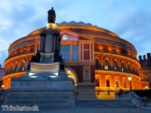 Royal Albert Hall plans First World War talk