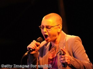 Sinead O'Connor 'finds love' through online dating