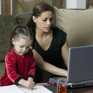 Single mums 'perfect candidates for online dating'
