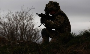 Soldiers' mental health problems cost £27 a minute