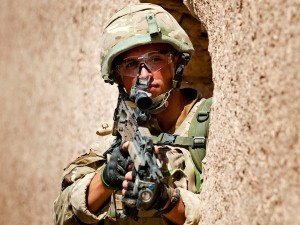 Soldiers join in Help for Heroes fundraiser calendar