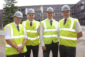Ex army personnel enlisted to boost construction in the UK