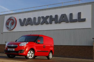 Vauxhall raises huge sum for Help for Heroes