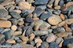 Woman likes to eat rocks as comfort food
