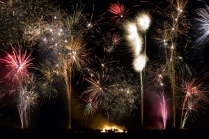 Bonfire night advice for veterans